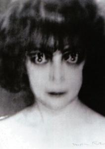 "Man Ray ""Marquise Casati"" (1922)"