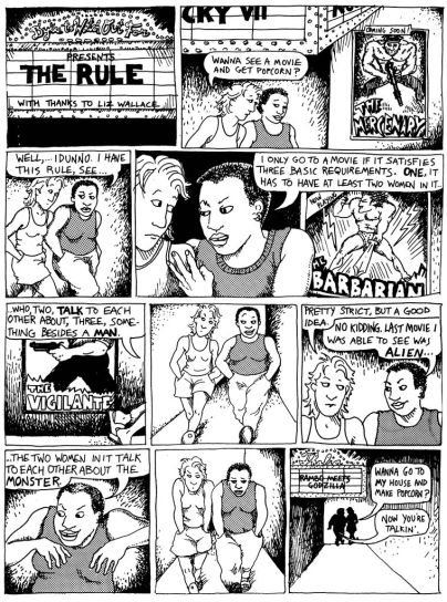 the-bechdel-test