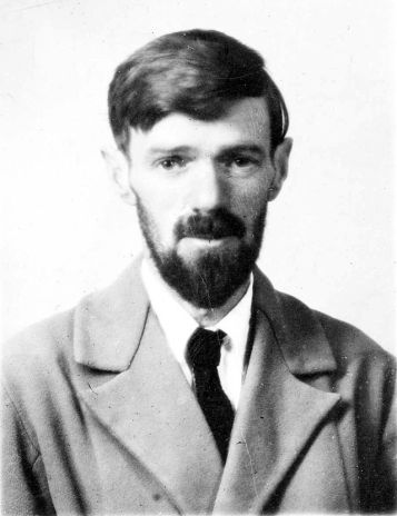 DHLawrence1885-1930