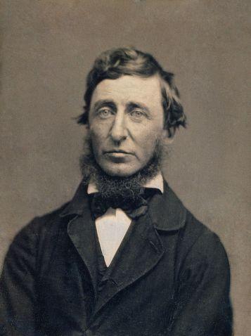 HenryDavidThoreau1817-1862