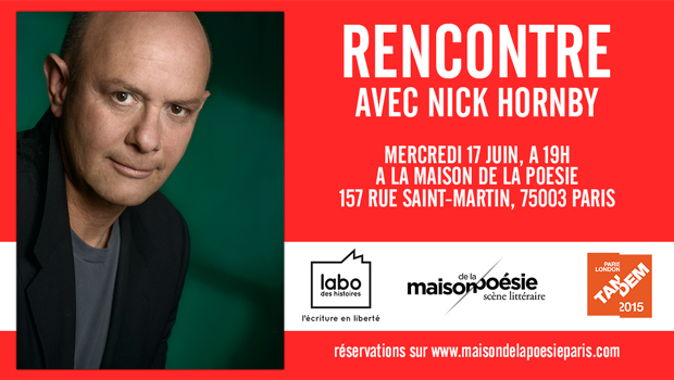 RENCONTRE-NICK-HORNBY
